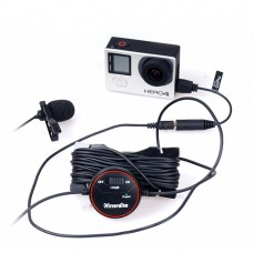 Петличный микрофон Commlite CVM-V03GP/CVM-V03CP