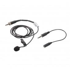 Петличный микрофон GreenBean Voice 4 black S-Jack