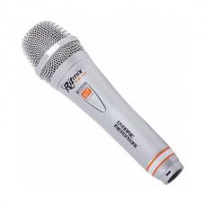 Микрофон Ritmix RDM-131 серебро