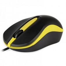 Мышь Smartbuy 329 черно-желтая