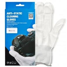 Антистатические чистящие перчатки VSGO DDG-1