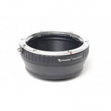 Переходное кольцо Fujimi FJAR-EOSFX (Canon - Fuji X)