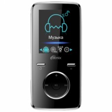 Плеер MP3 Ritmix RF-4950 4GB черный