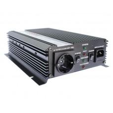 Автомобильный инвертор с зарядным устройством Relato UMS1000/12V