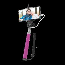 Штатив для селфи Defender Selfie Master SM-02 розовый