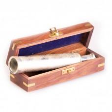 Зрительная труба сувенирная с гравировкой Veber