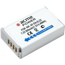 Аккумулятор AcmePower AP-EN-EL22