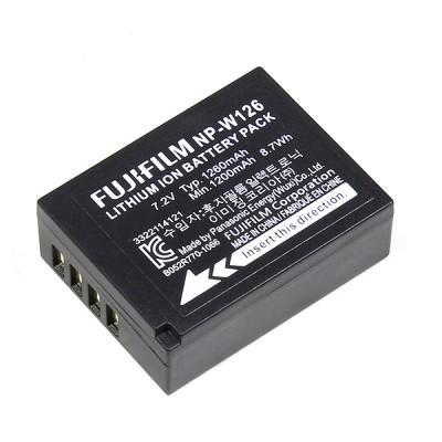 Аккумулятор Fujifilm NP-W126s / NP-W126
