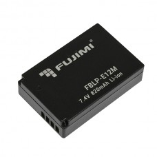 Аккумулятор Fujimi LP-E12