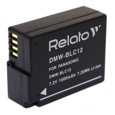 Аккумулятор Relato DMW-BLC12