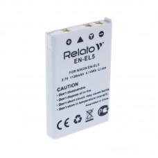 Аккумулятор Relato EN-EL5