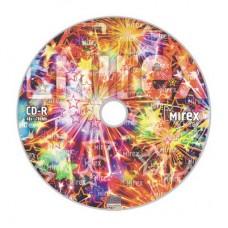 Диск Mirex CD-R Party 700MB 48x 100 шт (UL120235A8T)