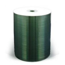 Диск Mirex CD-R White без надписи 700MB 48x Bulk 100 шт (UL120207A8T)