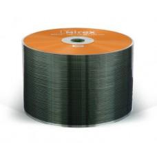 Диск Mirex DVD+R 4.7GB 16x Bulk 50 шт (UL130013A1T)