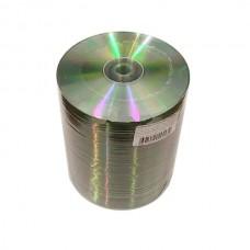 Диск CD-R Mirex Blank 700MB 48x Bulk 100 (UL120200A8T)