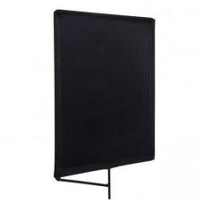 Флаг Avenger I600B 12x18 Solid Black