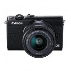 Фотоаппарат Canon EOS M100 Kit EF-M 15-45 IS STM Black