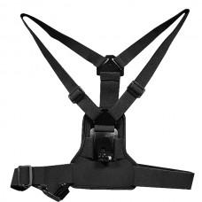 Крепление на грудь для камер GoPro черное