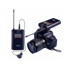 Петличный радиомикрофон COMICA CVM-WM100