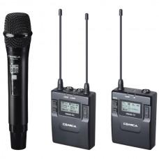 Микрофонная радиосистема CoMica CVM-WM300(B)