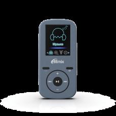 Плеер MP3 Ritmix RF-4450 8GB серый