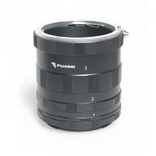 Набор удлинительных макроколец Fujimi FJMTC-N3M для Nikon