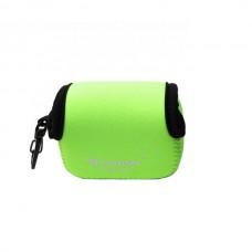 Неопреновый чехол для экшн-камер Fujimi FJAC-NEO (Зеленый)