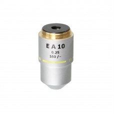Объектив 10х/0,25 160/ - (М2) для микроскопа