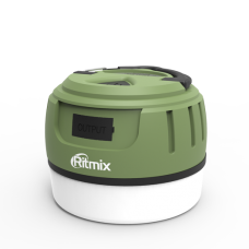 Внешний аккумулятор Ritmix RPB-5800LT Green/Black 5800 mAh Series