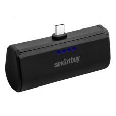 Внешний аккумулятор Smartbuy Turbo Type-C Black 2200 mAh