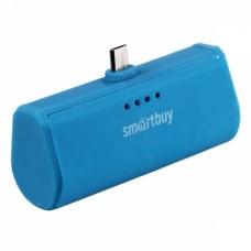 Внешний аккумулятор Smartbuy Turbo MicroUSB Blue 2200 mAh