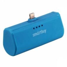 Внешний аккумулятор Smartbuy Turbo-8 Apple Lightning Blue 2200 mAh