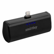 Внешний аккумулятор Smartbuy Turbo-8 Apple Lightning Black 2200 mAh
