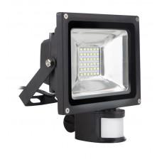 Светодиодный прожектор Smartbuy SBL-FLSEN-30-65K