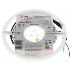 Светодиодная лента ЭРА ECO 3000K белая 5м (LS3528-60LED-IP20-WW-eco-5m)