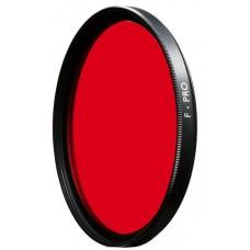 Светофильтр для черно-белой съемки B+W F-Pro 090 MRC 590 красный 77мм