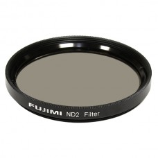 Нейтрально-серый фильтр Fujimi ND2 49mm