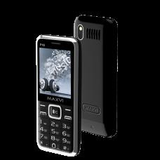 Телефон Maxvi P16 Black