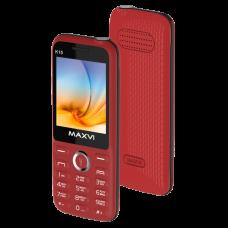 Телефон Maxvi K15 Red