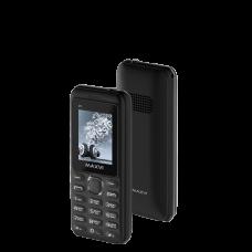 Телефон Maxvi P1 Black