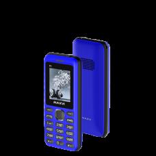 Телефон Maxvi P1 Blue/Black
