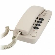 Телефон проводной RITMIX RT-100 слоновая кость