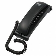 Телефон проводной RITMIX RT-007, черный