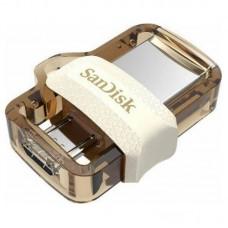 Флеш-накопитель USB 64GB SanDisk Ultra Android Dual Drive USB 3.0 OTG (SDDD3-064G-G46GW)