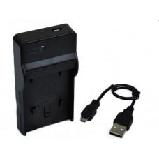 Зарядное устройство Digital DC-K5 для Canon LP-E17 (micro USB)