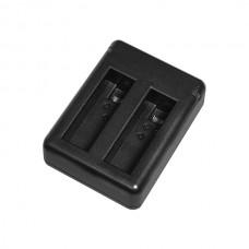 Зарядное устройство на два аккумулятора для камеры GoPro HERO4 USB питание для AHDBT-401