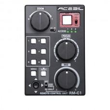 Zoom / Focus / Iris контроллер Acebil RM-C1 для видеокамер Canon 4K C500 / C300, C100 и Sony LANC.