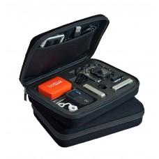 Кейс малый для камеры GoPro универсальный черный