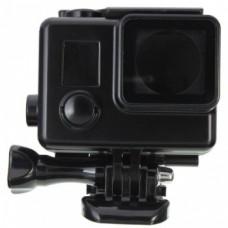 Бокс защитный для камеры GoPro Hero4 + водонепроницаемый черный