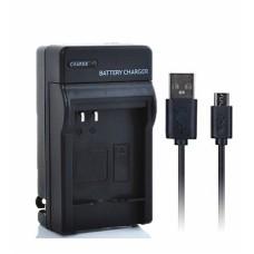 Зарядное устройство Digital DC-K5 micro USB для аккумулятора Canon LP-E8
